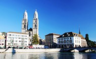 瑞士尼翁风景图片(12张)