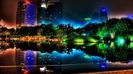 新加坡城市建筑风景图片(7张)
