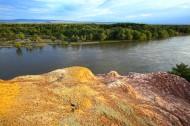新疆阿勒泰五彩滩风景图片(12张)