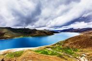 西藏羊卓雍措风景图片(16张)