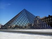 法国巴黎卢浮宫图片(12张)