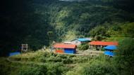 尼泊尔安娜普尔纳风景图片(12张)
