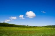 乌兰木统的蓝天图片(29张)