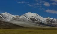 西藏念青唐古拉山风景图片(24张)