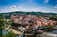 捷克CK小镇风景图片(11张)
