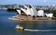 不同视角的悉尼歌剧院图片(14张)