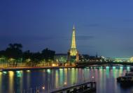 法国埃菲尔铁塔图片(10张)