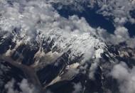 西藏拉萨高空航拍风景图片(19张)