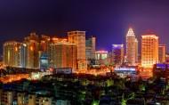 台湾灯光夜景图片(10张)