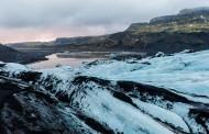 冰岛瓦特纳冰川风景图片(9张)