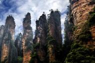 湖南张家界风景图片(6张)