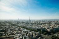 法国巴黎城市风景图片(14张)