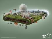 爱护环境广告创意图片(4张)
