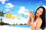 清凉夏天广告图片(14张)