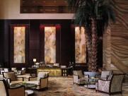 西安香格里拉大酒店大堂图片(5张)