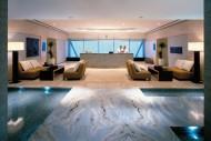 迪拜香格里拉大酒店休闲泳池图片(12张)