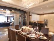 大连星海湾壹号样板房餐厅图片(17张)