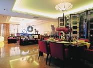 北京官园西派公寓F型样板房设计图片(13张)