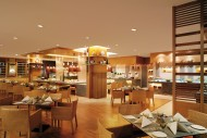 香格里拉莎利雅度假酒店餐厅图片(9张)