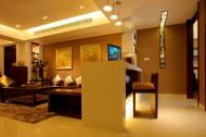 一帜天华美地9幢1005室内设计图片(24张)