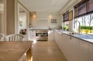 简洁干净的厨房图片(10张)