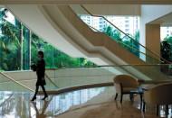 雅加达香格里拉饭店大厅图片(2张)