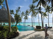 马尔代夫香格里拉大酒店休闲图片(27张)