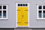 街边的门和窗图片(18张)
