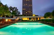 日内瓦洲际酒店-游泳池及花园图片(7张)