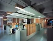 海松办公楼装潢设计图片(8张)