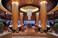 温州香格里拉大酒店大堂图片(3张)