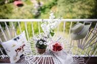 田园风格的阳台装饰图片(11张)