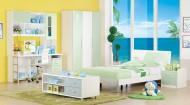 色彩缤纷的卧室装修图片(14张)