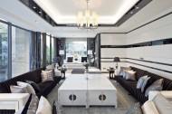 广州颐和高尔夫庄园B区A型别墅样板房图片(40张)