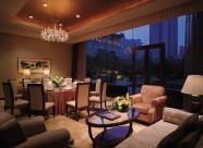 西安香格里拉大酒店宴会图片(10张)