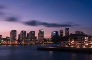 夜幕中的城市图片(19张)