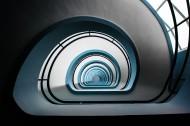 现代时尚的楼梯图片(13张)