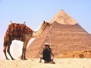 雄伟的金字塔图片(10张)