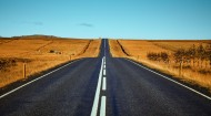平坦的公路图片(13张)