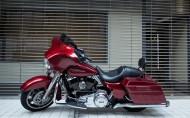 哈雷戴维森摩托车图片(9张)