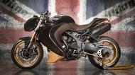 Vliner Bulldog定制版摩托图片(17张)