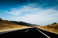 通向远方的道路图片(15张)