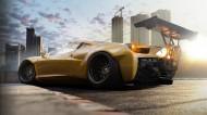 法拉利458Italia跑车图片(14张)