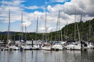 游艇和游艇码头图片(10张)