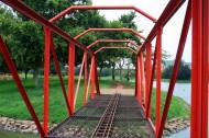 火车模型桥图片(10张)