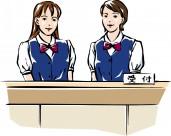 女性工作卡通矢量图片(23张)