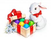 卡通兔子图片(9张)
