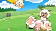 喜羊羊与灰太狼图片(9张)