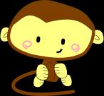 卡通猴子图片(15张)