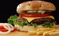 汉堡包美食图片(10张)